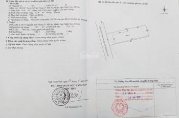 Gia đình cần tiền nên bán gấp lô nhà đất, nhà cấp 4 kiệt thông 6m, đường Nguyễn Văn Thoại, Đà Nẵng