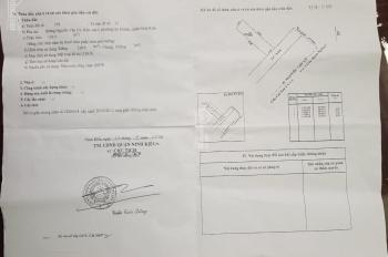 Cần bán nhà mặt tiền Nguyễn Văn Cừ, cách bảo hiểm xã hội 100m, DT: 6m x 23m, thổ cư 100%