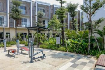 Bán nhà phố Palm Residence, Q2 DT 5.2x17m, 3 lầu, view thoáng mát, hướng bắc, chỉ 11 tỷ 0931257668