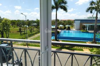 Cho thuê nhà Lovera Park 1 trệt, 2 lầu full nội thất khu dân cư Phong Phú 4, Bình Chánh