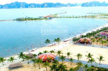 Cần bán đất đảo Tuần Châu, Hạ Long view biển giá rẻ. LH 0939197111