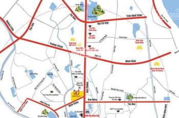 Chủ đầu tư cho thuê mặt bằng thương mại dự án Imperia Plaza - 360 Giải Phóng, Thanh Xuân, Hà Nội