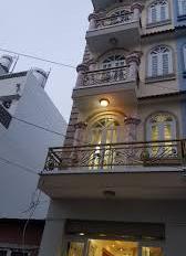Nhà góc 2 mặt tiền Nguyễn Đình Chiểu, Q3 ngang 4m nở hậu 4,95m nhà 5 lầu giá 32 tỷ TL LH 0931955098