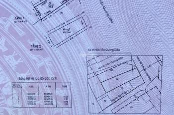 Chính chủ bán nhà 29m2 HXH 80 Trần Quang Diệu, Q3, 4.6 tỷ TL