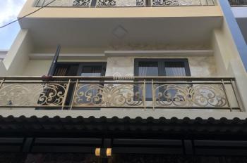 Bán nhà HXH đường Tân Hải - Trường Chinh P13, TB - DT: 4.8x10m, nhà mới 4 tầng, góc 2 mặt tiền đẹp