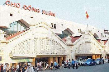 Cần bán ki ốt tầng 1 chợ Đồng Xuân vị trí đẹp, kinh doanh cực tốt, LH: 0962018169