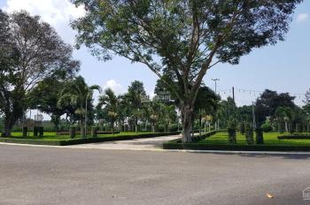 Kẹt tiền bán lại cấp nền góc đối diện chợ, trung tâm, 1.7 tỷ/nền dự án Ngân Thuận, 0933443900