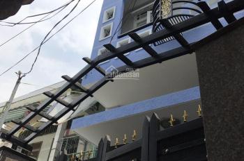 Bán nhà 47m2 nở hậu xây 1 trệt 1 lửng 2 lầu 4 phòng ngủ, sân thượng đường Lương Văn Can, P15, Q8