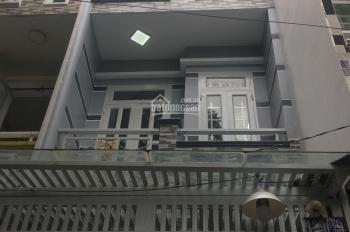 Bán nhà hẻm xe hơi 52m2, xây 1 trệt 2 lầu, 4 phòng ngủ, 3 toilet, đường Mễ Cốc, P15, Q8