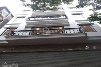 Bán nhà 4 tầng 30m2, mt 4m mặt phố Nguyễn Trường Tộ 12.5 tỷ, quận Ba Đình