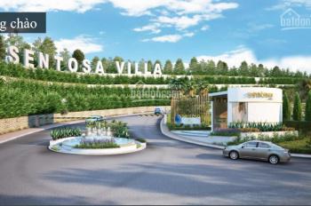 Chính chủ bán rẻ lô đất 250m2 dự án Sentosa Villa Đường Huỳnh Thúc Kháng, TP. Phan Thiết