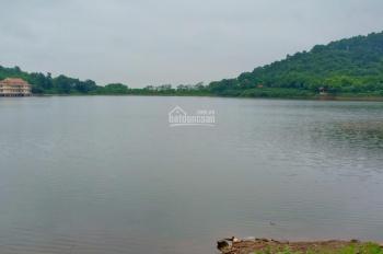 Bán đất Lương Sơn, Hòa Bình làm trang trại nghỉ dưỡng, homestay, view ao, hồ, sông suối tuyệt đẹp