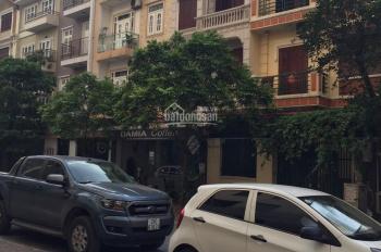 Bán liền kề lô N07 khu đô thị mới Dịch Vọng, Cầu Giấy 98.6m2. Khu kinh doanh sầm uất