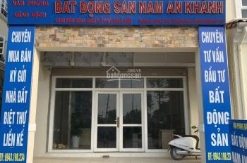 Chủ nhà cần tiền bán biệt thự LK KĐT Nam An Khánh, Hoài Đức, Hà Nội. DT 130-725m2, LH 0943198234