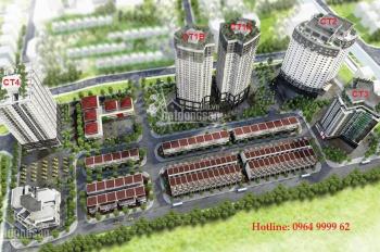 Bán căn hộ CT1 Yên Nghĩa Quận Hà Đông. Giá từ 12.5 tr/m2 trực tiếp CĐT không chênh