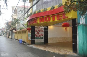 Bán khách sạn Rose ngõ 384 Lạch Tray, 7 tầng, 25 phòng nghỉ, DT 200m2, kinh doanh rất đông khách