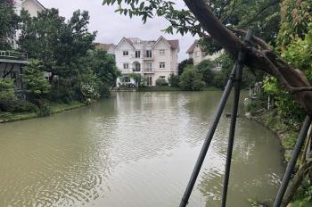 Bán nhanh lại lô Hoa Lan: 260m2 thô, vườn rộng, sông thoáng, 19 tỷ Vinhomes Riverside: 0989 38 3458