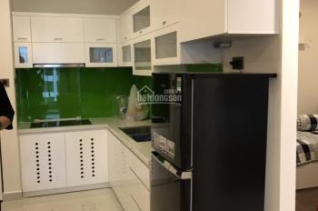 Cho thuê gấp căn hộ 1PN Saigon Royal, nội thất đầy đủ, DT 59m2, giá 23 tr/th, LH 0908268880