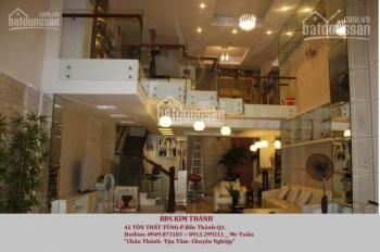 Cho thuê nhà mặt tiền Bàu Cát 2, 4,5m x 20m, trệt - 3 lầu, nhà mới, giá 18 triệu/tháng. 0913299211