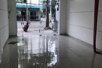 Cần cho thuê nhà mới, mặt tiền đường Phan Đình Phùng, Phường Tân An, tầng trệt trống suốt