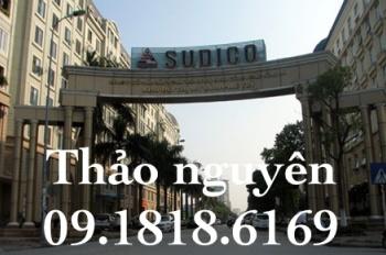 Cần bán liền kề TT3 Mỹ Đình Sông Đà, phố Trần Văn Lai đường 22m, DT 142m2, MT 7m, giá 32 tỷ sổ đỏ