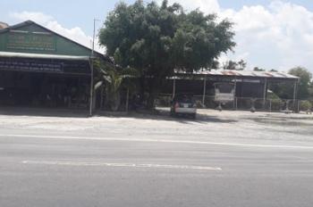Cho thuê mặt bằng mặt tiền Quốc lộ 80, An Nhơn, Châu Thành, Đồng Tháp DT 32x40m, LH 0813667519
