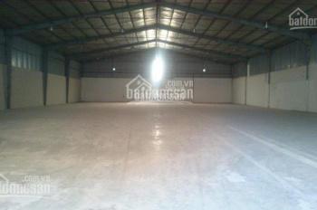 Cho thuê nhà xưởng trong KCN Tân Tạo, Quận Bình Tân. DT 2.000m2, giá 160tr/th, LH 0972 912 948