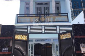 Nhà mới xây 1 lầu DT 4x13m, P. Tân Chánh Hiệp, gần ĐH Giao Thông Vận Tải