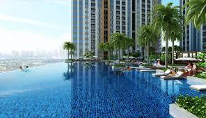 Cho thuê căn hộ Lexington 1PN, 48,5m2, nhà đẹp, view hồ bơi, giá 10 triệu (xem nhà dễ)