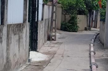 Bán đất tại thôn Văn Tinh, xã Xuân Canh, huyện Đông Anh, Hà Nội. Diện tích 68.5m2, đất 2 mặt tiền