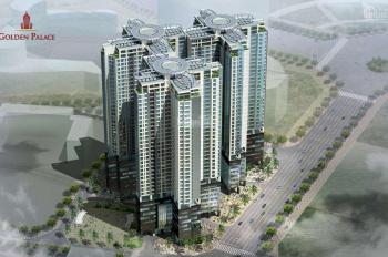 Thay đổi nơi công tác, chuyển nhượng gấp căn penthouse cao cấp full nội thất Golden Palace Mễ Trì