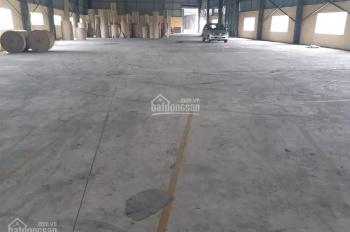 Cho thuê 5000m2 xưởng thành phố Thái Bình