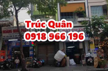 Bán nhà mặt tiền đường Trần Huy Liệu, Q. Phú Nhuận (4m x 12m) 3 tầng. Giá 12.2 tỷ, LH 0918 966 196