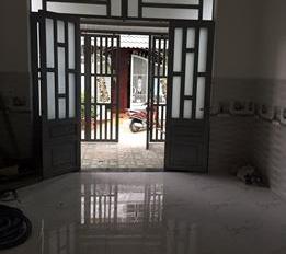 Cho thuê nhà nguyên căn HXH Dương Bá Trạc, P.2, Q.8, DT 4,2mx18m 1 Lầu, 3PN, giá 14tr/th