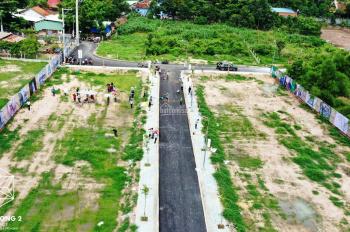 Bán đất nền Củ Chi DT 5x20m, đã có sổ riêng, xây tự do, giá 1.6 tỷ