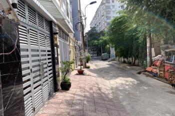 Bình Phú 1 nhà MT nội bộ đường Số 4, trệt, 2 lầu, DT 4x24m, giá tốt 8,2 tỷ/TL. LH 0903071734