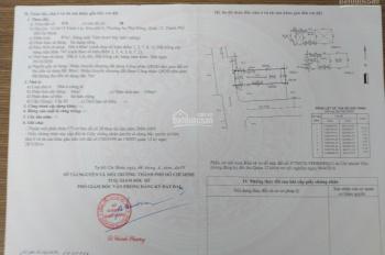 Bán nhà 43/46 Vườn Lài, P. An Phú Đông, Q. 12. Phía sau ĐH Nguyễn Tất Thành, hẻm ô tô