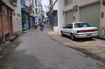 Bán nhà mặt tiền 1T 3L BTCT, đường Phùng Văn Cung, phường 4, quận Phú Nhuận