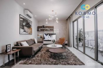 Bán căn hộ chung cư Kosmo Tây Hồ căn 2PN 81m2 giá gốc chủ đầu tư. Liên hệ: 0983880369