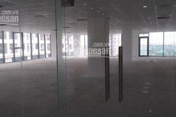 Cho thuê sàn văn phòng phố Trung Kính 150 - 1000m2 điều hòa trung tâm. Giá 280 nghìn/m2/tháng