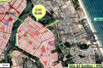 Bán lô góc căn hộ khách sạn cho thuê cao cấp ven sông Hàn, Nam Hoà Xuân, với giá chỉ 51tr/m2