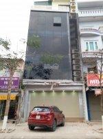 Cho thuê nhà mặt phố Sơn Tây (Ba Đình), DT 60m2, 5 tầng, MT 6m, thông sàn, giá 80tr, 0927.113.446