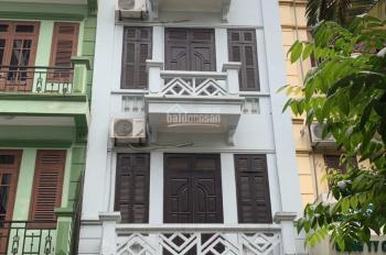 Cho thuê nhà ngõ 143 Trung Kính, Trung Hòa, Cầu Giấy, DT: 50m2 x 4 tầng, 20tr/th. LH: 0972454678