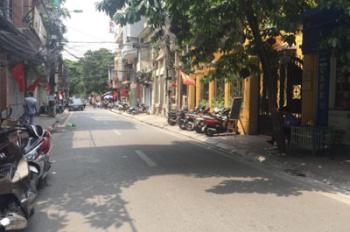 Bán nhà mặt phố Nguyễn Trường Tộ 30m2 * 4 tầng, mặt tiền 4m. Giá 12,5 tỷ