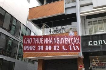 Cho thuê nhà 2MT 740 Sư Vạn Hạnh, p12, Q10 gần Vạn Hạnh Mall