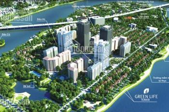 Chính chủ bán căn 90.71m2 2PN, hướng Nam chung cư VP2 bán đảo Linh Đàm, full nội thất. 0988332718