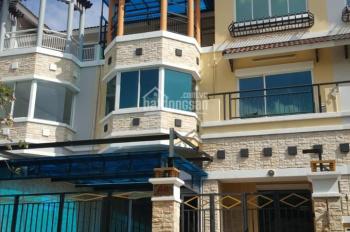 Cho thuê biệt thự 8x24m đường Số 10 KDC Nam Long Trần Trọng Cung, giá 45 triệu/tháng