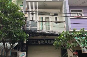 Bán nhà mặt tiền Trần Bình Trọng - Nguyễn Trãi, Quận 5, DT 4.2x16m, 4 lầu, giá 21.5 tỷ