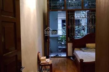 Bán nhà 4 tầng mặt ngõ 23 phố Bồ Đề, Long Biên 50 m2 giá 4.5 tỷ
