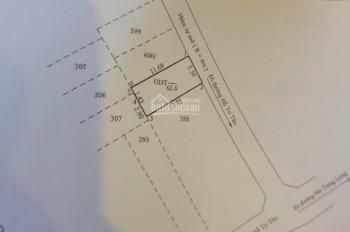 Cần bán đất ở Hồ Tri Tân, P10, Vũng Tàu, 100% thổ cư, không dính quy hoạch